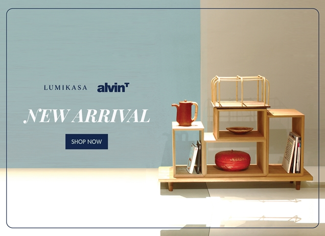 AlvinT New Arrivals