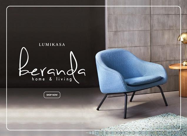 Beranda Home & Living Now Available