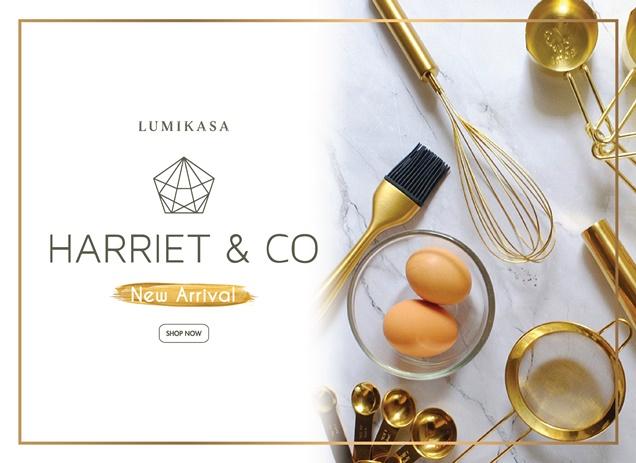 Harriet & Co Baking Utensils