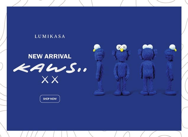 KAWS Now Available