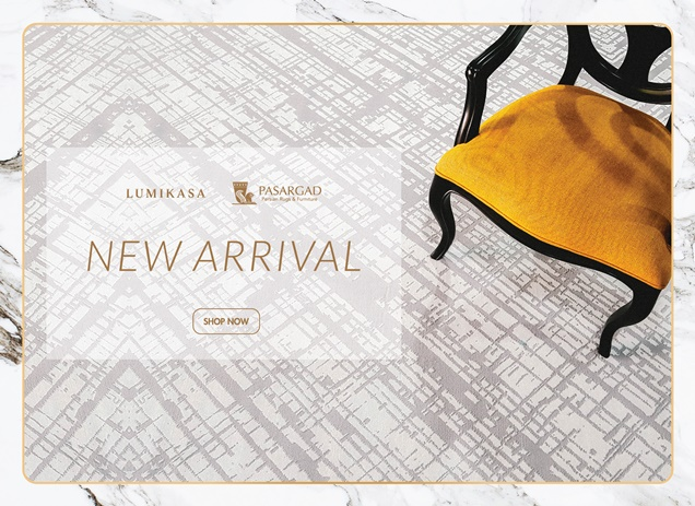 New Arrival Pasargad