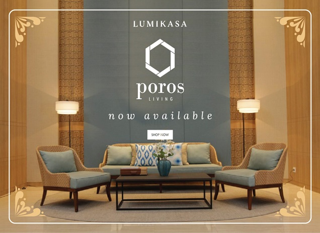 Poros Living Now Available