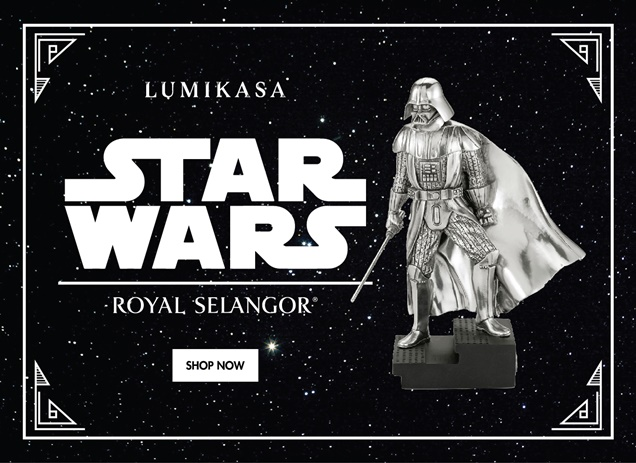 Royal Selangor Star Wars Collections