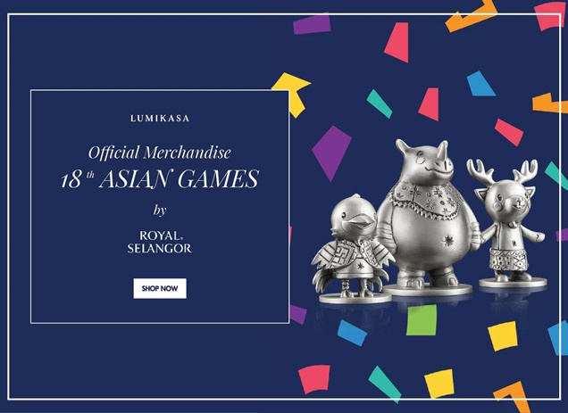 Royal Selangor Now Available