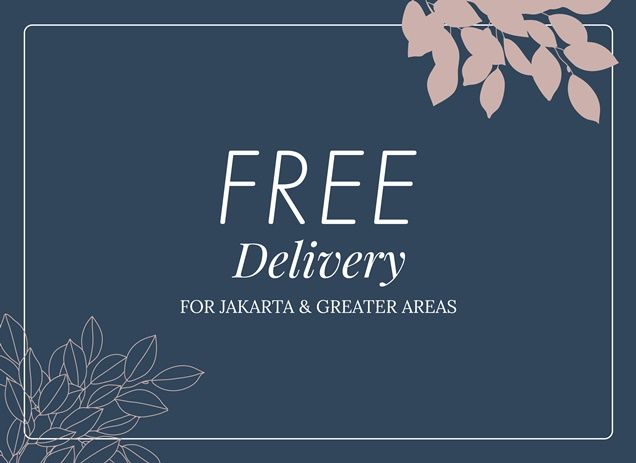 Lumikasa Free Delivery for Jakarta and greater area