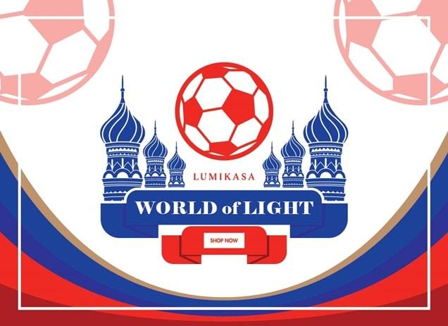 Lumikasa World of Lights Curation