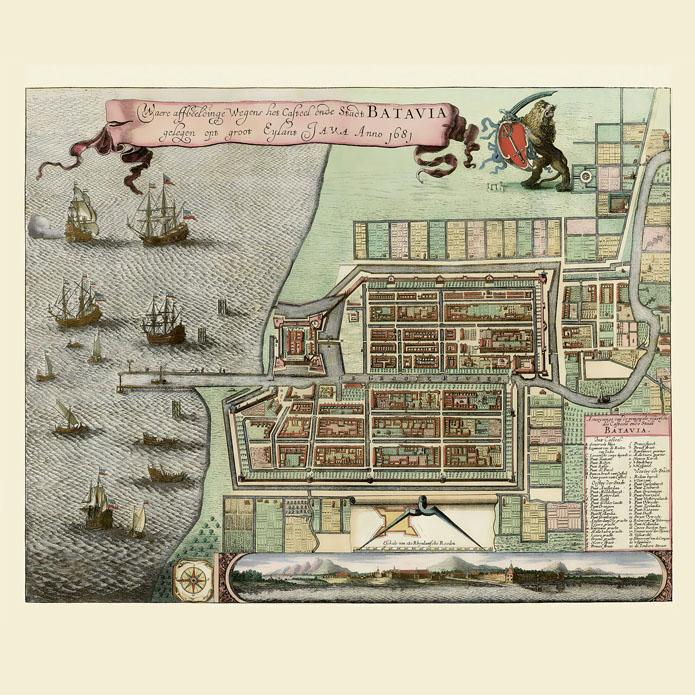 City Plan Batavia