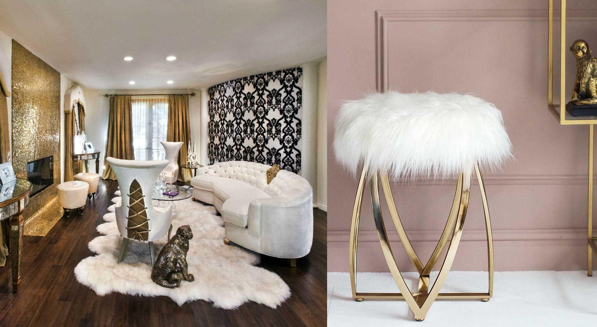 dekorasi rumah elegan