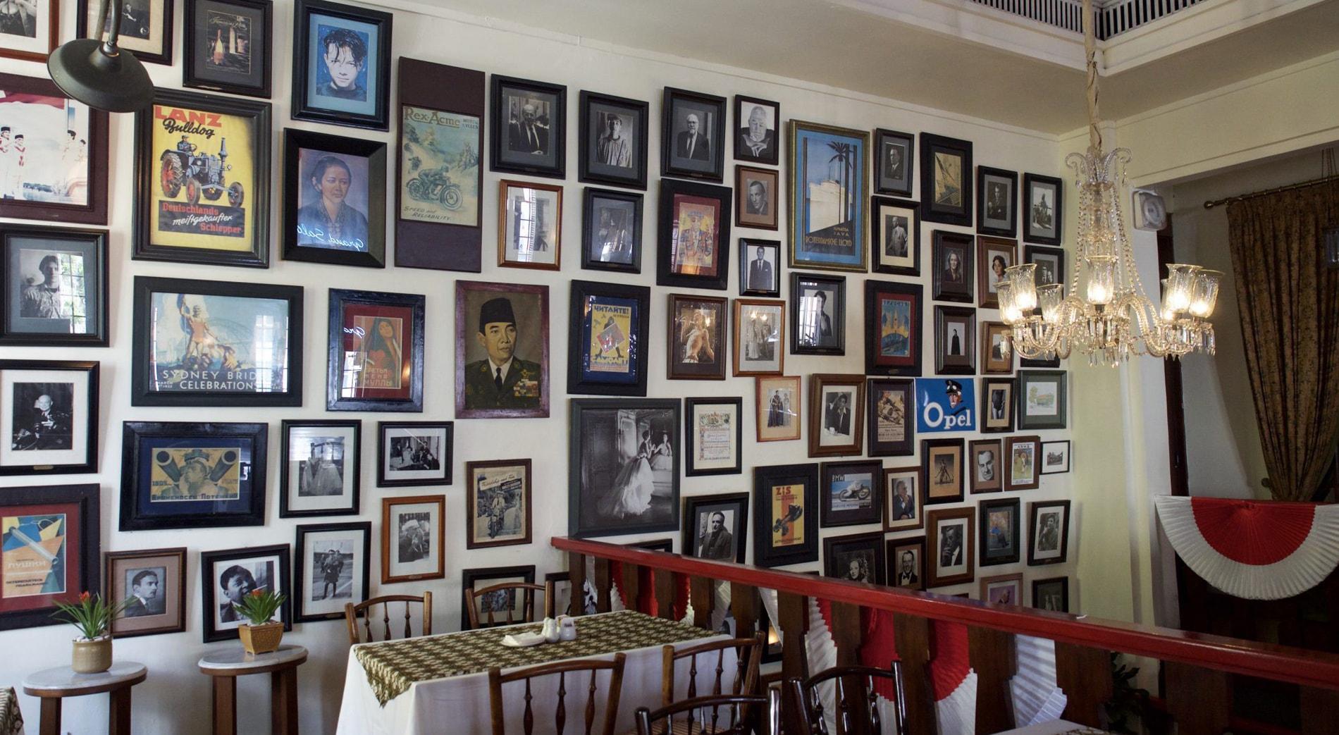 Interior Cafe Batavia