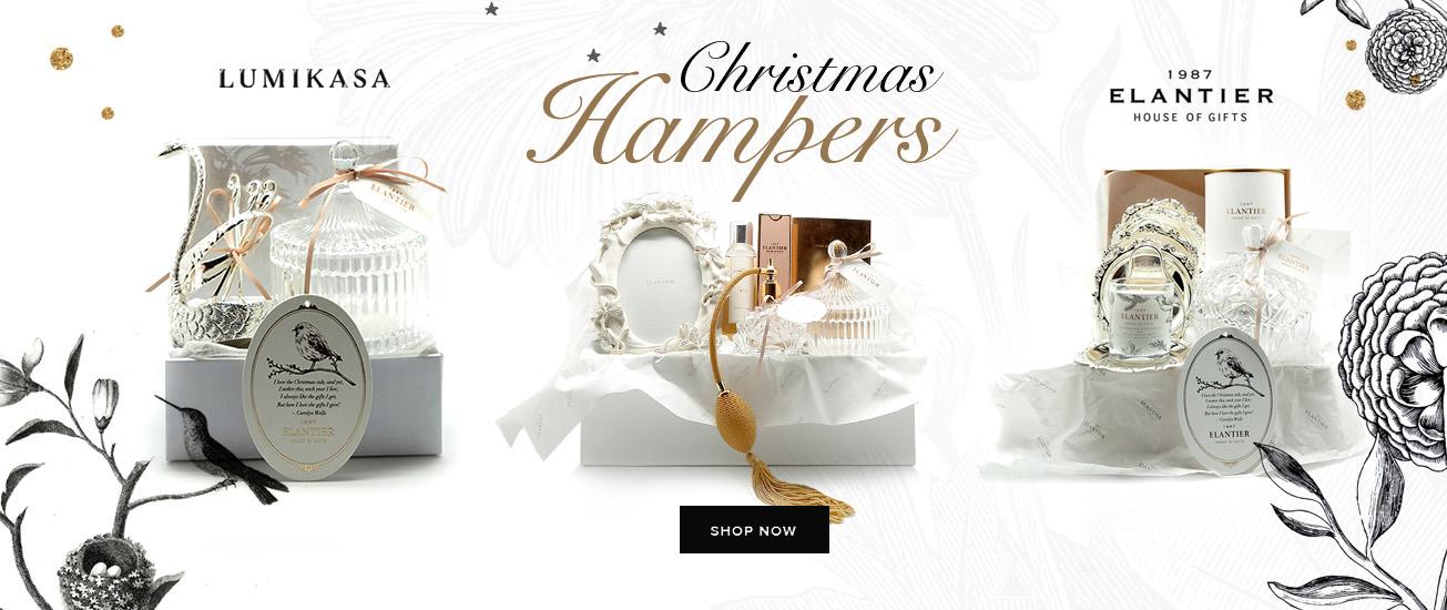 Elantier Christmas Parcels