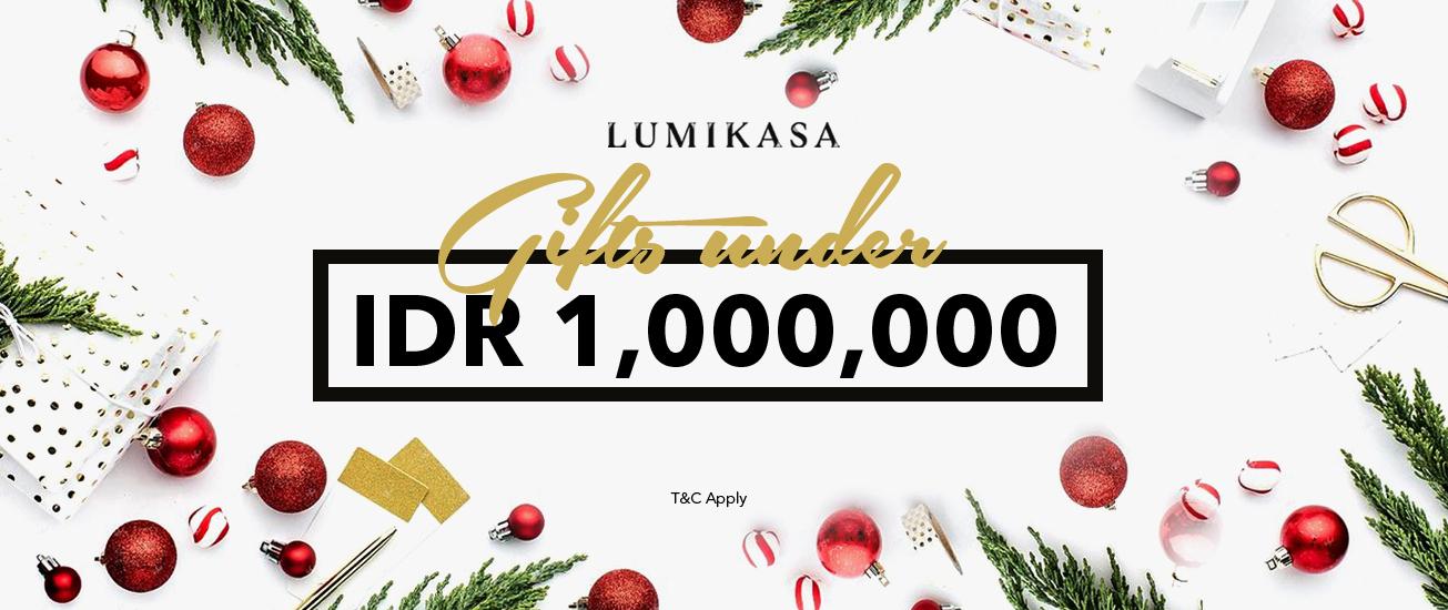 Gifts Under IDR 1,000,000