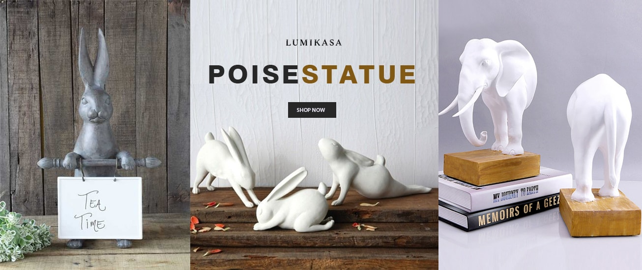 Poise Statue