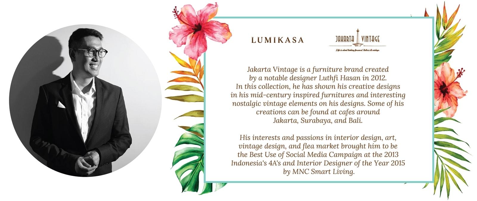 Jakarta Vintage by Luthfi Hasan