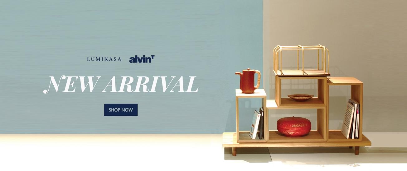Alvin-T New Arrivals