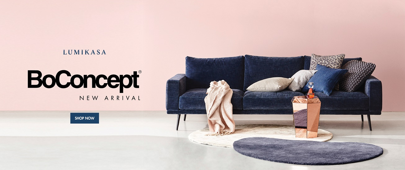 BoConcept Now Available