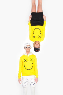 SMILEY JUMPER UNISEX