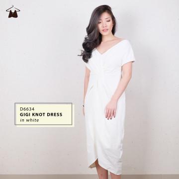 D6634 GIGI KNOT DRESS image