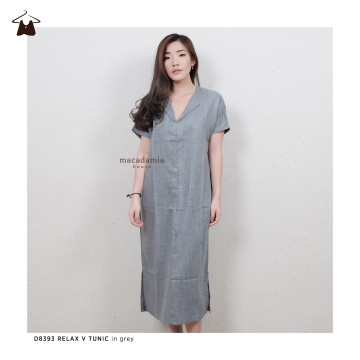 D8393 RELAX V TUNIC image