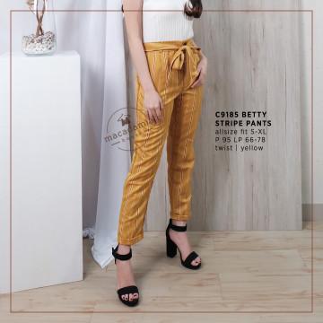 C9185 BETTY STRIPE PANTS image