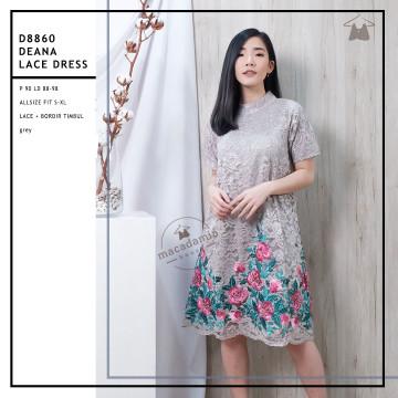 D8860 DEANA LACE DRESS image