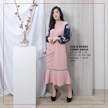 D9212 RENEE COMBI DRESS image