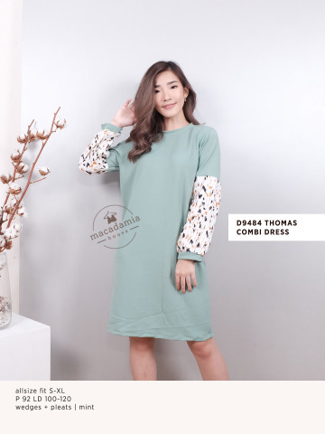 D9484 THOMAS COMBI DRESS image