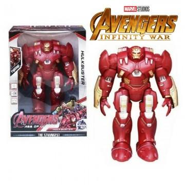 Mainan Robot HULKBUSTER w/sound Avengers Infinity War image