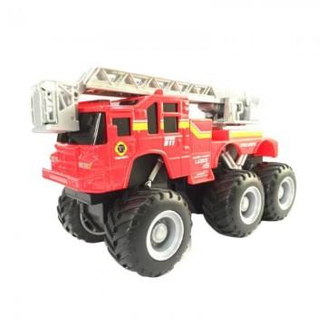 Mainan Maisto Builder Zone Mobil Pemadam image
