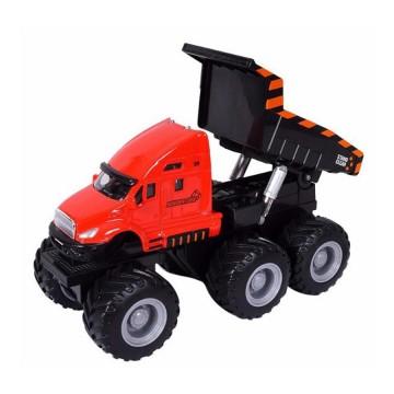 Mainan Maisto Builder Zone Dump Truck image