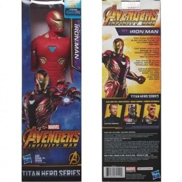 Figure Robot Avengers Infinity War  IRONMAN image
