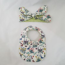SET BIBS AND HEADBAND 003