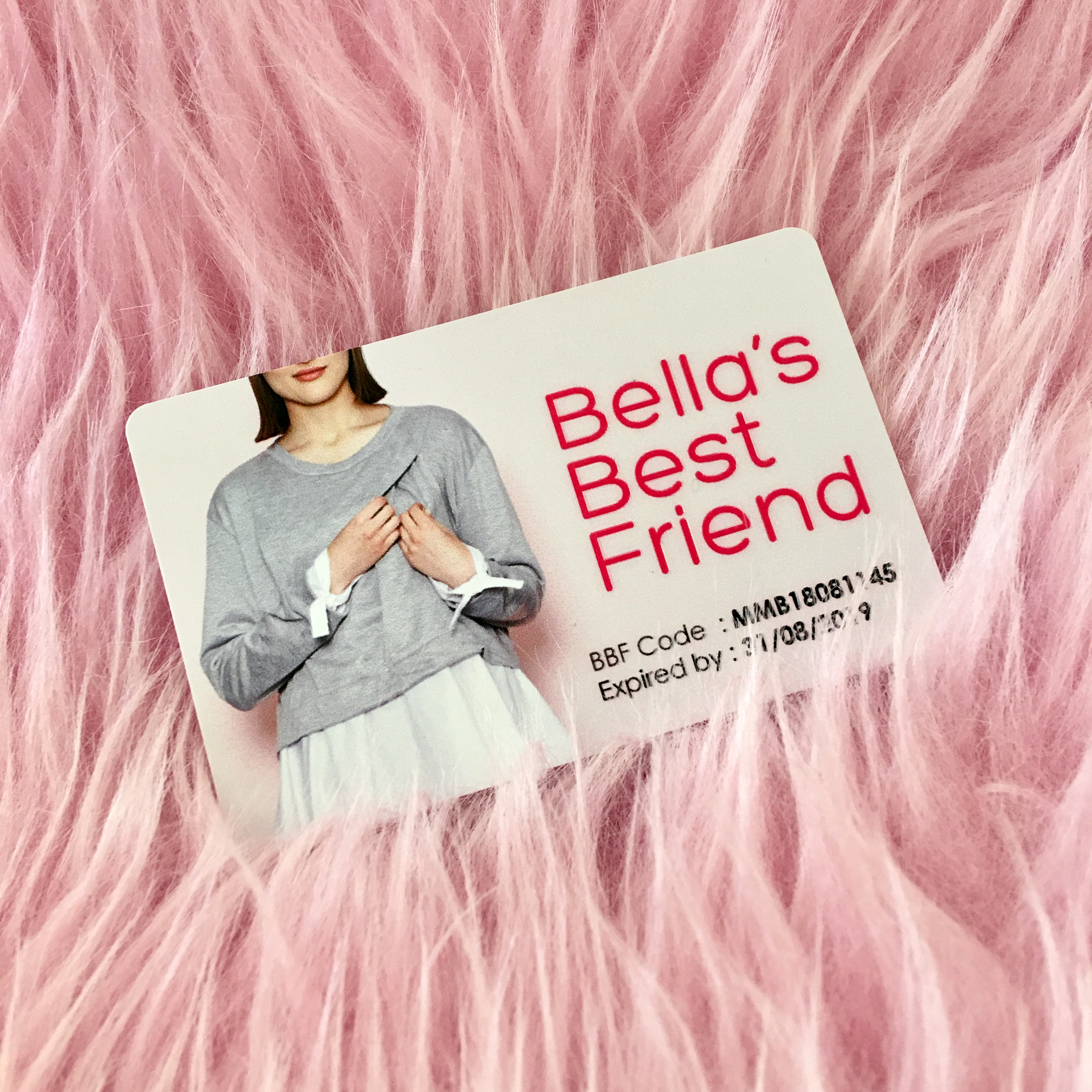 Bella's Best Friend Club! image