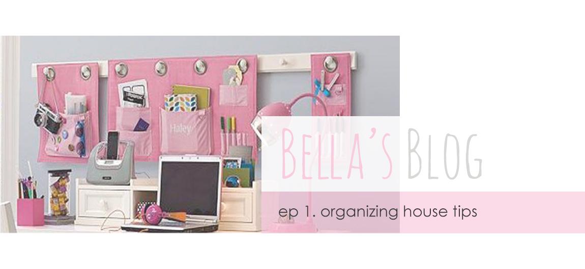 Ep 1. Organizing House Tips image