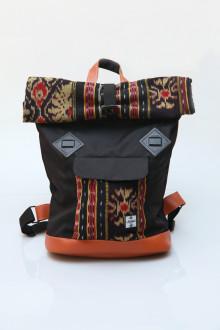 Fold Backpack Black