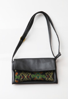 Mini Sling Bag Black