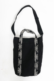 Sumba Tote Bag Black