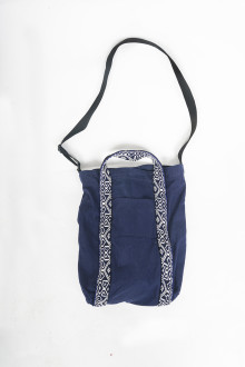 Sumba Tote Bag Blue