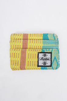 Sumba Card Holder Yellow
