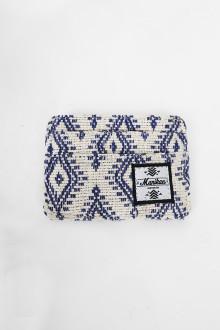 Sumba Cardholder Whte Blue