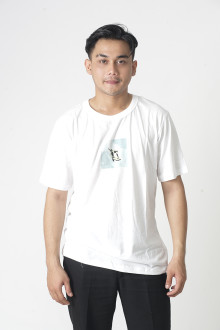 Pixelated Surfer Tshirt