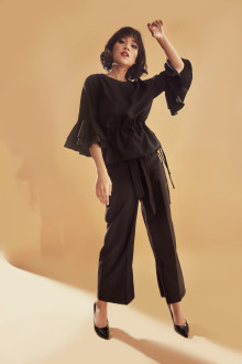 Aileen in Black