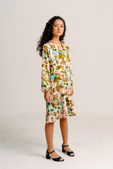 Cora Dress in Floral