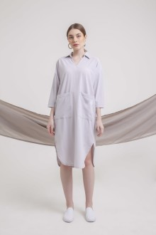 Florence in Baby Grey