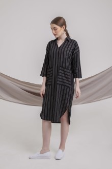 Florence in Dark Stripe