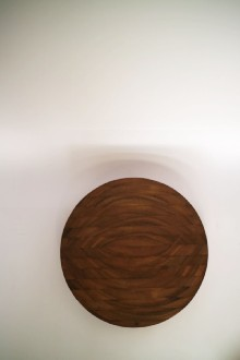ROUND BUTCHER BLOCK