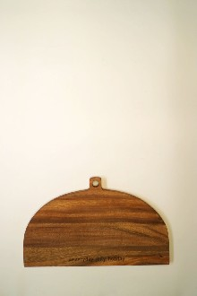 EVERYDAY JOLLY HOLIDAY  medium cutting board