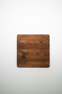 SQUARE BUTCHER BLOCK