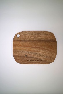 I CULTIVATE MY OWN FOOD  large cutting board