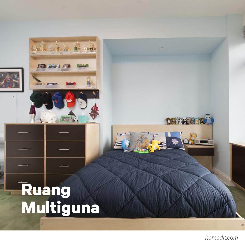 Desain Kamar Tidur Laki Laki Remaja Minimalis