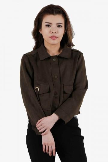 Mirabel Jackets Green